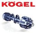 Оси Kogel