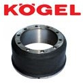 Тормозные барабаны Kogel