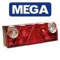 Задние фонари Mega