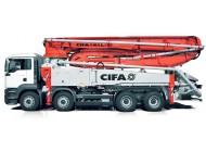 CIFA K41L XRZ Автобетононасос