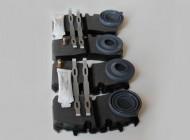 Комплект тормозных колодок Kogel