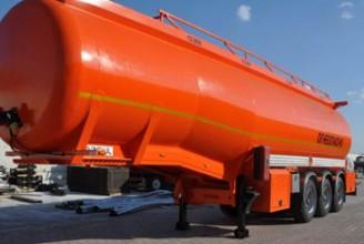 Trailer Group 40 м3 Полуприцеп цистерна (Бензовоз)