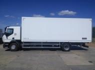 Renault truck D12 КУПАВА Изотермический