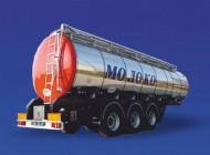 Bodex KIS-3B33L Полуприцеп цистерна для перевозки пищевых жидкостей