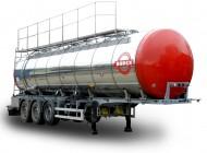 Bodex KIS-3B33L Полуприцеп цистерна для перевозки битума