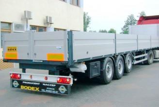 Bodex KIS-3P Полуприцеп бортовой
