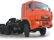 КАМАЗ 65225-22 6х6 Седельный тягач