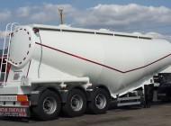 FATIH TREYLER FTS-01 30-36m3 Полуприцеп цистерна