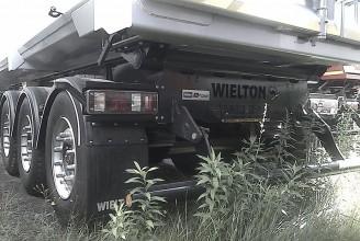 Wielton NW 3 S 51 PD (металовоз) Полуприцеп самосвальный стальной