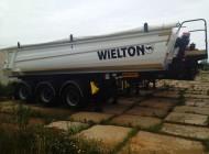 Wielton NW 3 S 22 HP KONISCH Полуприцеп самосвальный стальной