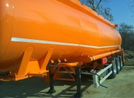 Kassbohrer STB 39 полуприцеп цистерна бензовоз