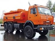 НЕФАЗ-АТЗ-66062 автотопливоперевозчик