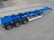 Krone Box Liner TU5 SD Полуприцеп контейнеровоз