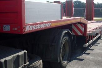 Kassbohrer K.SLA 4 (LB4E) Низкорамный трал
