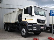 MAN TGS 40.390 6X4 BB-WW Самосвал