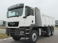 MAN TGS 41.400 8x4 BB-WW Самосвал