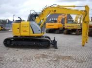 NEW HOLLAND E135SRL Гусеничный экскаватор