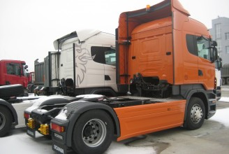 Scania R440 LA4x2HNA Седельный тягач