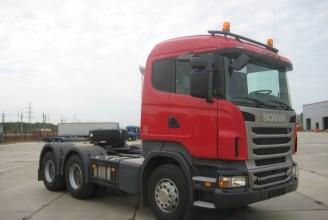 Scania R500 CA6x4ESZ Седельный тягач
