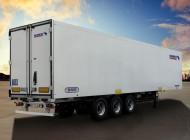 Schmitz Cargobull SKO 24L 13.59 FP 25 (тонкая изотерма) Изотермический полуприцеп