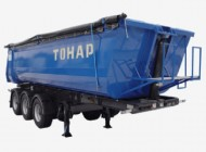 Тонар-9523-0000020-10 Самосвальный полуприцеп