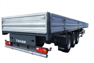 Тонар-974611Д-0000030-60/61 Полуприцеп бортовой