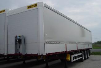 Wielton NS 3 KB Полуприцеп шторно-бортовой