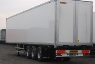 Wielton NS 3 F Полуприцеп фургонный