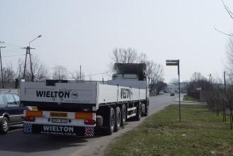 Wielton NS 3 S (NS 34 ST/0) Полуприцеп бортовой