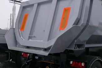 Wielton NW 3 S 30 HP Полуприцеп самосвальный стальной