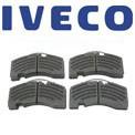 Колодки Iveco