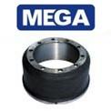 Тормозные барабаны Mega