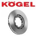 Тормозные диски Kogel