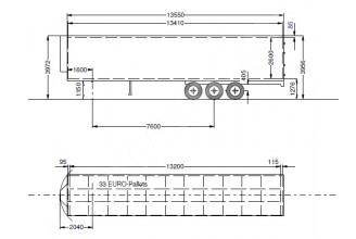 Schmitz Cargobull SCF GOOSENECK 24 G - 40' FX LIGHT Полуприцеп контейнеровоз