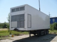 Тонар-974601-0000023 Полуприцеп для перевозки суточных цыплят