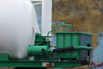 Бецема БЦМ-55 Полуприцеп цистерна для сыпучих материалов