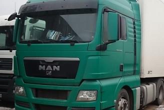 MAN TGX 18.400 4X2 BLS Седельный тягач