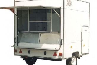 Купава 813211-10 Х Торговый прицеп с холодильной витриной