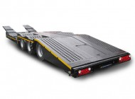 Bodex KIS-3JM Полуприцеп для перевозки грузовых автомобилей