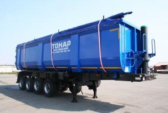 Тонар-952341-0000050/90 Самосвальный полуприцеп