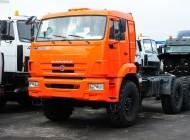 КАМАЗ 44108 6х6 Седельный тягач