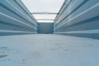 Bodex KIS 3WS 45-70 m3 Полуприцеп самосвальный стальной