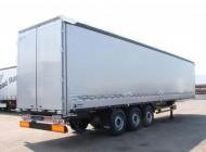 Kogel Cargo-Maxx SNCS 24 P90 / 1.110 Шторный полуприцеп