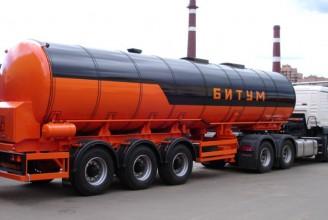 Бецема БЦМ-14.5 Полуприцеп цистерна для темных нефтепродуктов