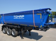 Тонар-9523-0000080/81 Самосвальный полуприцеп