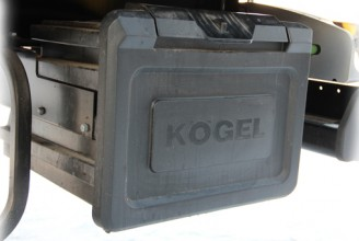 Ящик для инструмента (без крепежа) Kogel