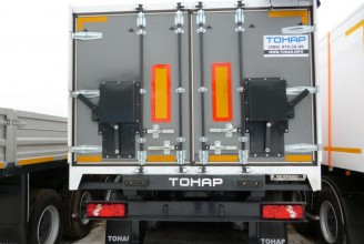 Тонар-9586 Полуприцеп со сдвижными полами