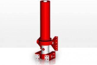Гидроцилиндр Binotto MFC-HP 167.05.5125-1