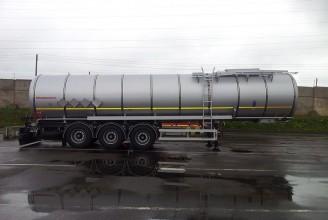 Kassbohrer STB 32 полуприцеп цистерна битумовоз