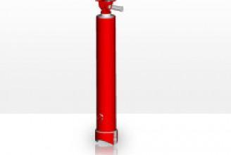 Гидроцилиндр Binotto MF-RO-165.4.5300